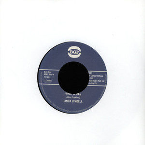 LINDA LYNDELL - What A Man - 7inch x 1