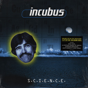 Incubus S.C.I.E.N.C.E. LP
