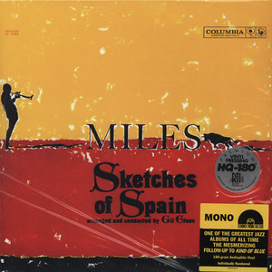 MILES DAVIS - Sketches Of Spain - 33T