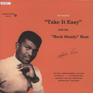 HOPETON LEWIS - Take It Easy - 33T