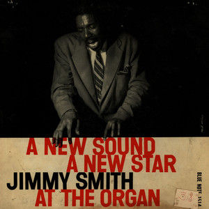 JIMMY SMITH - A New Sound - A New Star - 33T