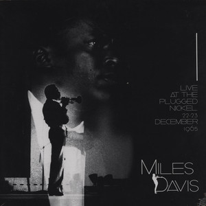 MILES DAVIS - Live At The Plugged Nickel 22-23 December 1965 - 33T x 5