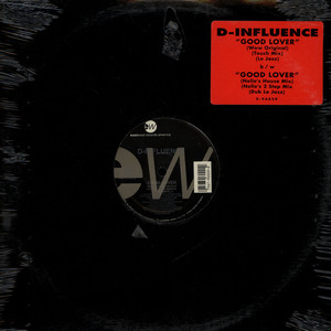 D-INFLUENCE - Good Lover - 12 inch x 1