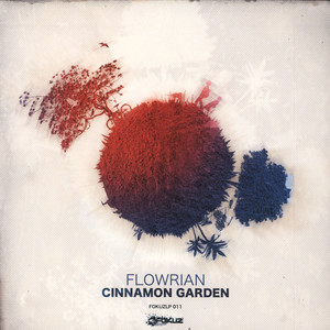 FLOWRIAN - Cinnamon Garden - 12 inch x 2
