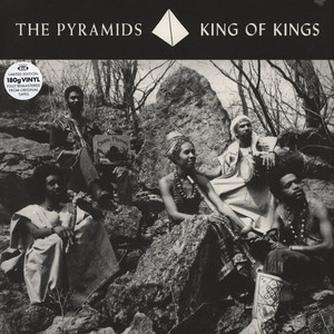 PYRAMIDS, THE - King Of Kings - LP