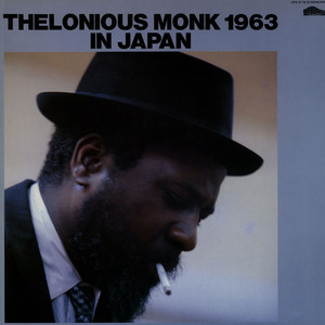 THELONIOUS MONK - 1963 In Japan - 33T