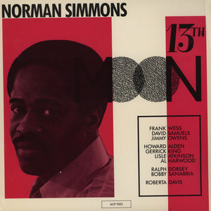NORMAN SIMMONS - 13Th Moon - LP