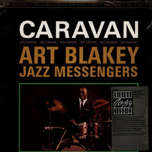 ART BLAKEY & THE JAZZ MESSENGERS - Caravan - 33T
