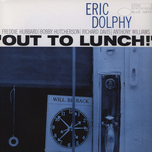 ERIC DOLPHY - Out To Lunch - 33T