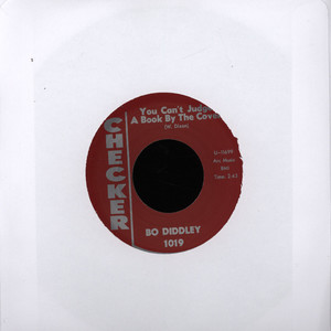 BO DIDDLEY - You Can't Judge A Book  By The Cover/ I Can Tell - 7inch x 1