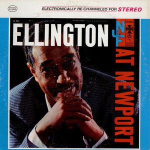 DUKE ELLINGTON AND HIS ORCHESTRA - Ellington At Newport - 33T