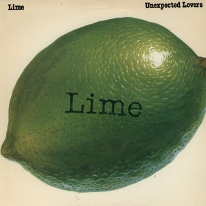 LIME - Unexpected Lovers - 12 inch x 1
