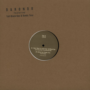 DARONDO - Luv N Haight Edit Series Volume 5 - 12 inch x 1