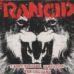 Rancid I+Ain't+Worried 7''