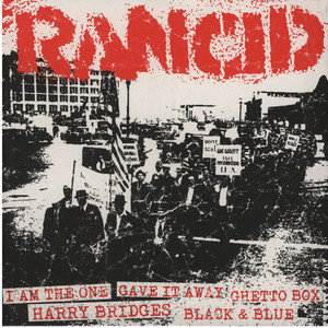 Rancid I+Am+The+One 7''