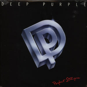 DEEP PURPLE - Perfect Strangers - 33T