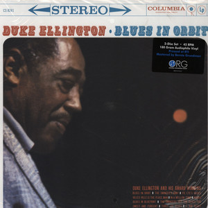 DUKE ELLINGTON - Blues In Orbit - 33T
