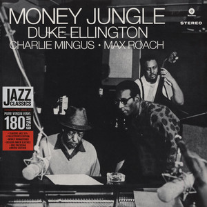 DUKE ELLINGTON - Money Jungle - 33T