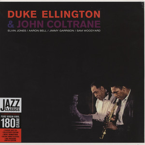 DUKE ELLINGTON & JOHN COLTRANE - Ellington & Coltrane - 33T