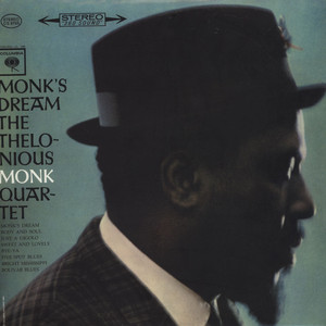 THELONIOUS MONK - Monk's Dream - 33T