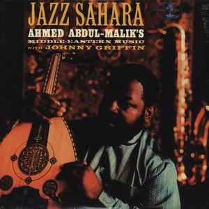 AHMED ABDUL-MALIK - Jazz Sahara - LP