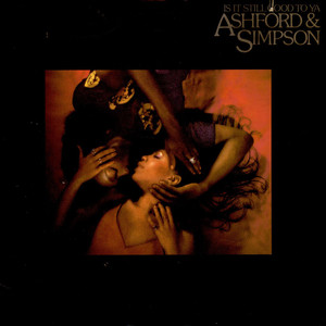 ASHFORD & SIMPSON - Is It Still Good To Ya - LP