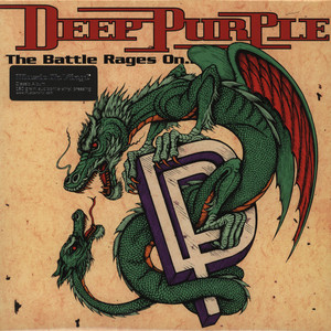 DEEP PURPLE - Battle Rages On - 33T
