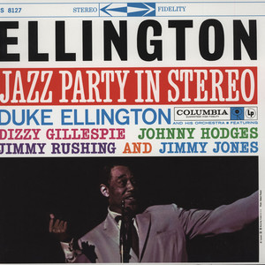 DUKE ELLINGTON - Jazz Party In Stereo - 33T x 2