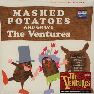Ventures,The Mashed Potatoes And Gravy LP
