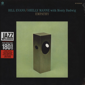 BILL EVANS, SHELLY MANNE & MONTY BUDWIG - Empathy - 33T