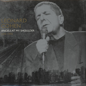 LEONARD COHEN - Angels At My Shoulder - 33T x 2