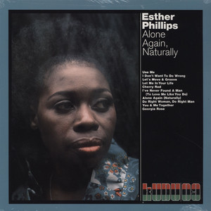 ESTHER PHILLIPS - Alone Again, Naturally - LP
