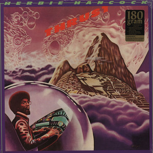 HERBIE HANCOCK - Thrust - LP