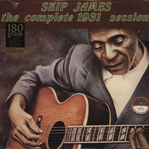SKIP JAMES - The Complete 1931 Session - LP