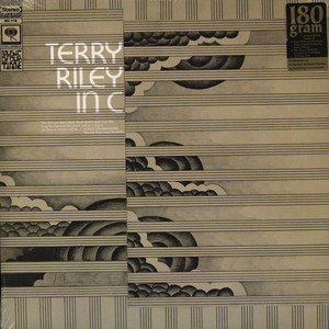 TERRY RILEY - In C - LP