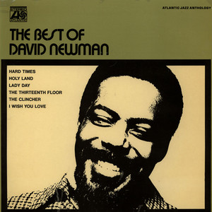 DAVID NEWMAN - The Best Of - LP