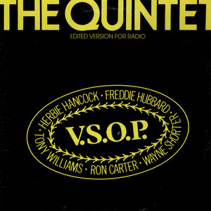 V.S.O.P.  ( HERBIE HANCOCK / WAYNE SHORTER / FREDD - The Quintet - 33T