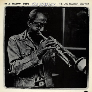 JOE NEWMAN QUARTET - In A Mellow Mood - LP