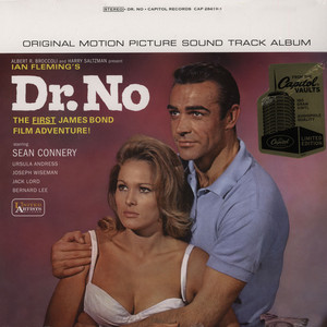 MONTY NORMAN - OST James Bond Dr. No - LP