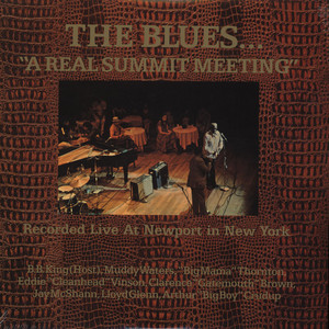 V.A. - The Blues: A Real Summit Meeting - LP x 2