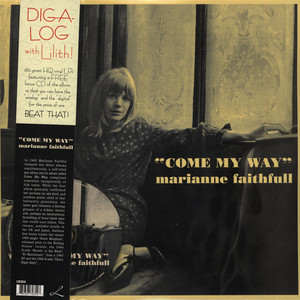 Marianne Faithfull Come My Way LPCD
