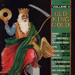 V.A. - Old King Gold Volume 4 - LP