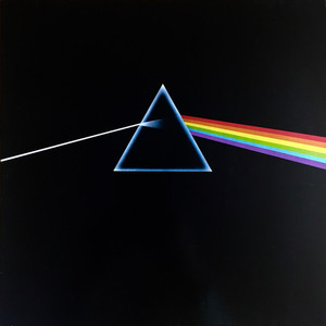 PINK FLOYD - The Dark Side Of The Moon - 33T