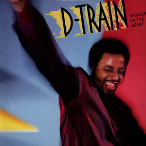 JAMES ''D-TRAIN'' WILLIAMS - Miracles Of The Heart - 33T