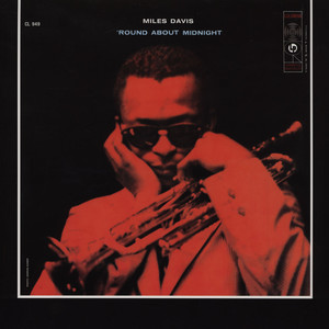 MILES DAVIS - 'Round About Midnight - LP