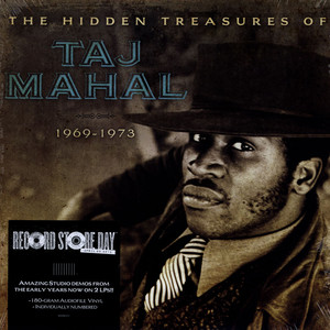 TAJ MAHAL - Hidden Treasures 1969 - 1973 - LP x 2