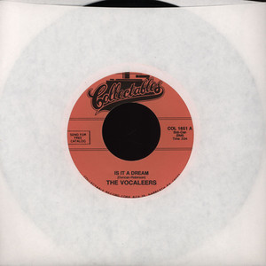 VOCALEERS, THE - Is It A Dream - 7inch x 1