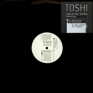 TOSHINOBU KUBOTA - Hold Me Down - 12 inch x 1