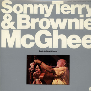 SONNY TERRY & BROWNIE MCGHEE - Back To New Orleans - 33T x 2