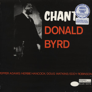 DONALD BYRD - Chant - 33T